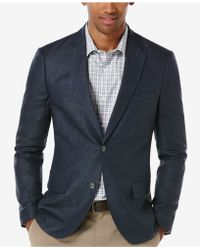 Perry Ellis - Men's Slim-fit Hopsack Sport Coat - Lyst