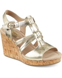Sperry Top-Sider - Women's Dawn Day Wedge Sandals - Lyst
