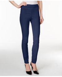 Style & Co. | Tummy-control Stretch Leggings | Lyst