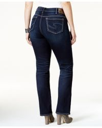 Shop Women&39s Silver Jeans Co. Jeans from $18 | Lyst