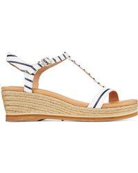 Corso Como - Chera Wedge Sandals - Lyst