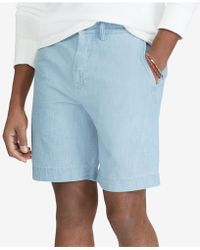 """Polo Ralph Lauren - Classic-fit 9-1/4"""" Chambray Shorts - Lyst"""
