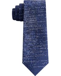 DKNY - Photo Realistic Degrade Print Slim Silk Tie - Lyst