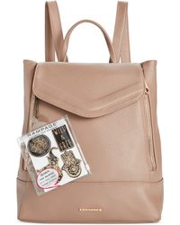 Rampage - Customizable Double Zip Backpack With Stickers, Only At Macy's - Lyst