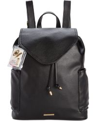 Rampage - Customizable Perforated Pocket Backpack With Pins, Only At Macy's - Lyst