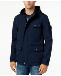 G.H.BASS - Men's Utility Rain Coat - Lyst