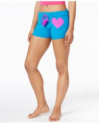 Betsey Johnson - Cosy Jumper Shorts - Lyst