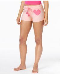 Betsey Johnson - Cosy Jumper Shorts - Lyst