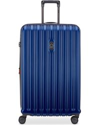 "Delsey - Connectech 29"" Spinner Suitcase - Lyst"