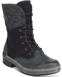 Jambu - Women's Hemlock Lace-up Boots - Lyst