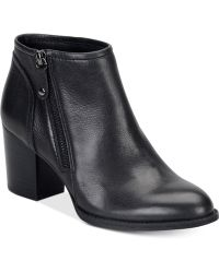 Söfft - Wesley Leather Booties - Lyst