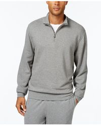 Cutter & Buck - Men's Gleann Half-zip Terry Sweatshirt - Lyst