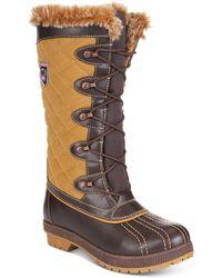 Sporto - Camille Waterproof Boots - Lyst