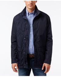 Cutter & Buck - Men's Weathertec Birch Bay Field Jacket - Lyst