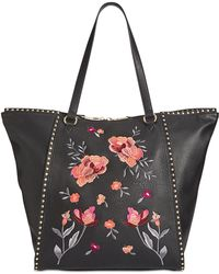 INC International Concepts | Hazell Floral Extra-large Tote, Created For Macy's | Lyst