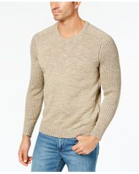 Tommy Bahama - Men's Gran Rey Reversible V-neck Jumper - Lyst