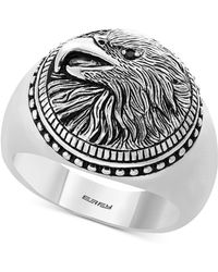 Effy Collection - Eagle Ring In Sterling Silver - Lyst