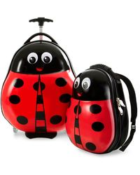 Heys Travel Tots Lady Bug 2-pc Luggage & Backpack Set