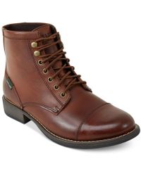 Eastland - High Fidelity Lace-up Boots - Lyst