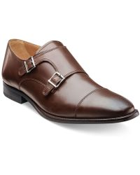 Florsheim - Sebato Double Monk Strap Shoes - Lyst