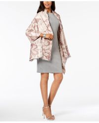 INC International Concepts - I.n.c. Jacquard Evening Wrap, Created For Macy's - Lyst