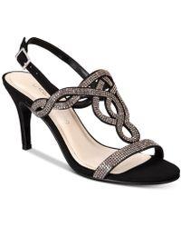 Caparros - Pharrell Embellished Evening Sandals - Lyst