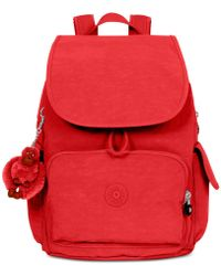 Kipling - Ravier Medium Solid Backpack Backpack - Lyst