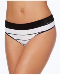 DKNY - Litewear Seamless Thong Dk5016 - Lyst