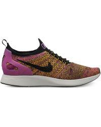 Nike - Air Zoom Mariah Flyknit Racer Casual Sneakers From Finish Line - Lyst 0ad20b57a