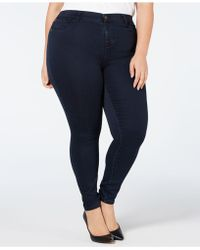 Style & Co. - Plus Size Faux-fly Jeggings, Created For Macy's - Lyst