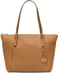 Michael Kors - Jet Set Item Large East West Top Zip Tote - Lyst