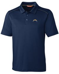bbd24dddd Lyst - Nike Men's San Diego Chargers Team Issue Polo in Blue for Men