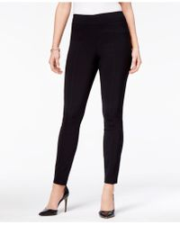 Style & Co. - Seamed Skinny Pants - Lyst