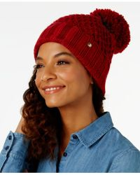 BCBGeneration - Tucked Stitch Beanie - Lyst