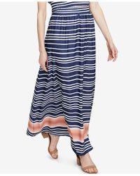 RACHEL Rachel Roy - Striped Maxi Skirt, Created For Macy's - Lyst