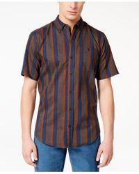 Ezekiel - Parker Striped Shirt - Lyst