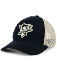 adidas - Pittsburgh Penguins Sun Bleached Slouch Cap - Lyst