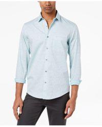 Alfani - Men's Winton Square Shirt - Lyst