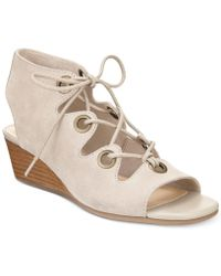 Bella Vita - Ingrid Wedge Sandals - Lyst