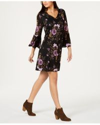 Style & Co. - Floral-print Boho Dress, Created For Macy's - Lyst