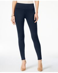 INC International Concepts - Curvy Pull-on Skinny Pants - Lyst