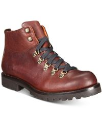 Frye - Earl Hiker Boots Created For Macy's - Lyst