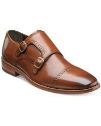 Florsheim - Men's Castellano Double Monk Loafers - Lyst