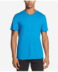 DKNY - Mercerized T-shirt, Created For Macy's - Lyst