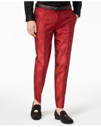 INC International Concepts - Slim-fit Circle Pants, Created For Macy's - Lyst