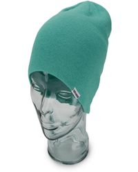 Converse - Solid Slouch 2 In 1 Beanie - Lyst