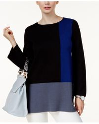 Alfani - Colorblocked Jumper, Created For Macy's - Lyst