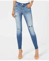 INC International Concepts - I.n.c. Ripped & Repaired Skinny Jeans, Created For Macy's - Lyst