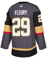 adidas - Marc-andre Fleury Vegas Golden Knights Adizero Authentic Pro  Player Jersey - Lyst 1e6d6bfbf