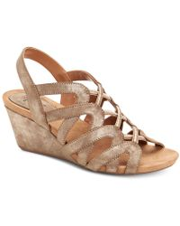 Style & Co. - Muletta Wedge Sandals, Created For Macy's - Lyst